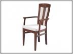 Concerto - Toscana - kárpitos támlás, karfás szék